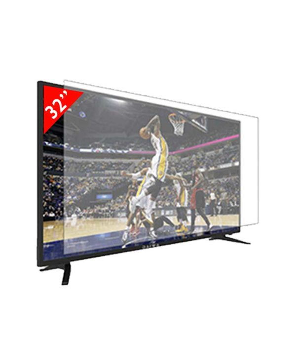 "Vezio 32"" HD LED Smart Android TV Double Glass"